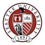 Seattle University Professional Achievement Award