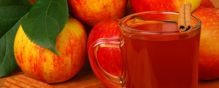 An E. coli outbreak was traced to Baugher's unpasteurized apple cider.