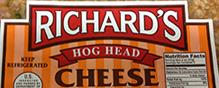 Hog head cheese Salmonella outbreak