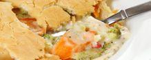 Banquet pot pie Salmonella outbreak
