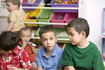 E. coli outbreaks can occur at daycares