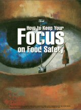 How to Keep Your Focus on Food Safety