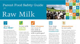 Raw Milk Fact Sheet and Food Safety Guide