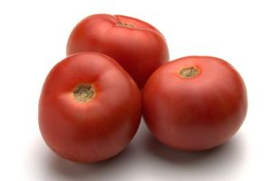 Fresh produce like tomatoes can be contaminated with Salmonella